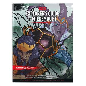 Dungeons & Dragons RPG Explorer's Guide to Wildemount