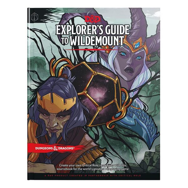 Dungeons & Dragons RPG Explorer's Guide to Wildemount