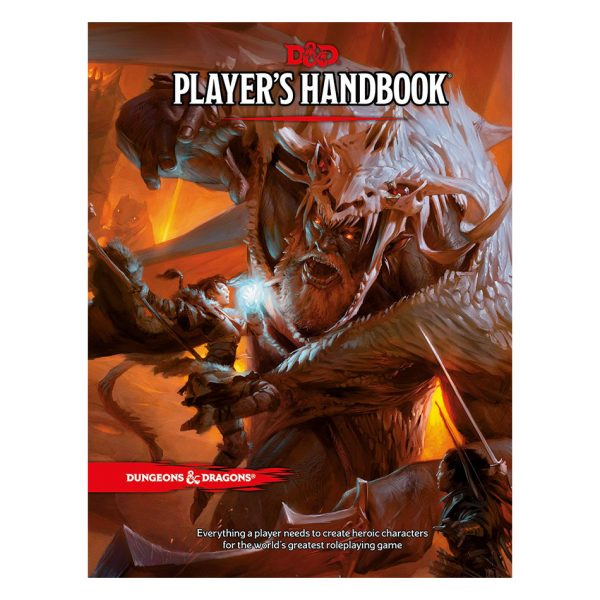 Dungeons & Dragons RPG: Player's Handbook