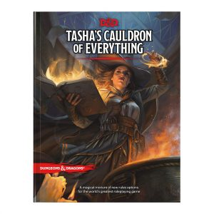Dungeons & Dragons RPG: Tasha's Cauldron of Everything