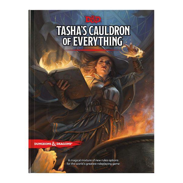 Dungeons & Dragons RPG: Tasha's Cauldron of Everything