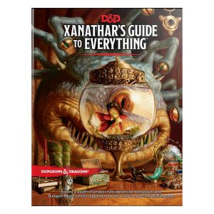 Dungeons & Dragons RPG: Xanathar's Guide to Everything