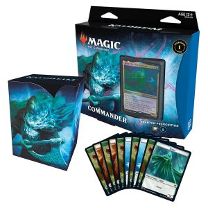 Magic The Gathering: Kaldheim Commander Deck – Phantom Premonition