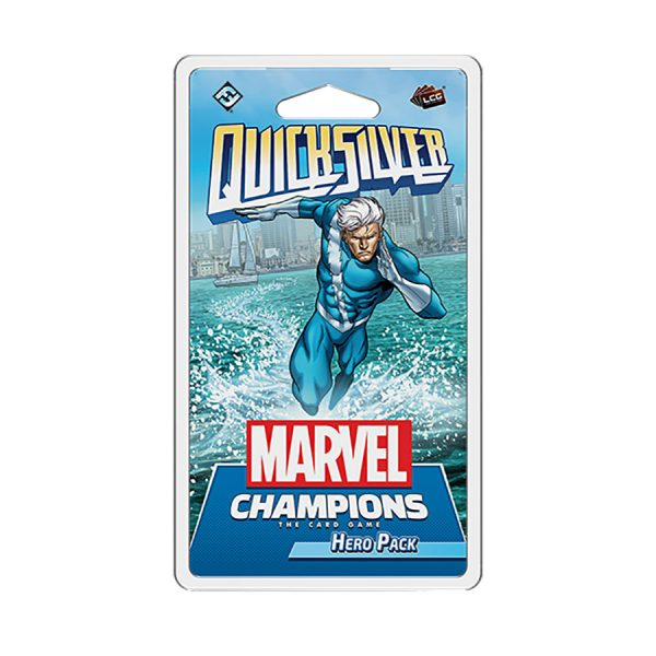 Marvel Champions Quicksilver Hero Pack