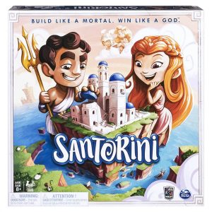 Santorini board game