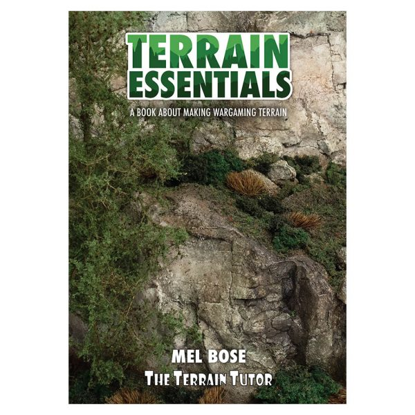 Terrain Essentials Book - Mel, The Terrain Tutor