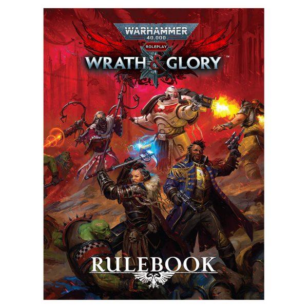 Warhammer 40,000 RPG: Wrath & Glory Core Rulebook