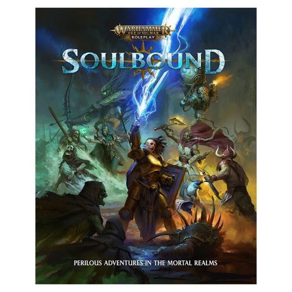 Warhammer Age of Sigmar RPG: Soulbound Rulebook