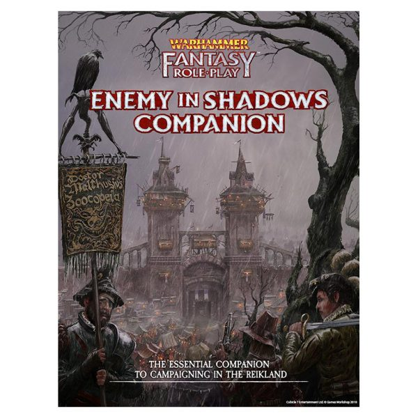 Warhammer Fantasy Roleplay: Enemy Within Campaign – Enemy in Shadows Companion