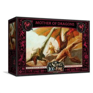 Mother of Dragons: A Song of Ice & Fire Miniatures Game