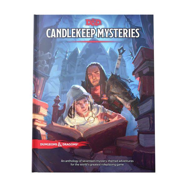 Dungeons & Dragons RPG: Candlekeep Mysteries Adventure Book