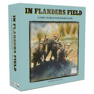 In Flanders Field board game