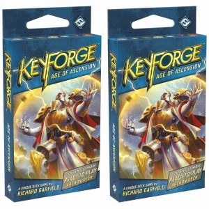 Keyforge Age of Ascension 2 deck bundle