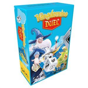 Kingdomino Duel game