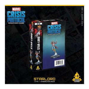 Star-Lord Character Pack Marvel Crisis Protocol