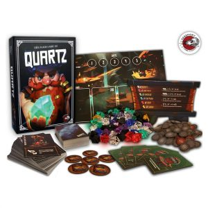 Quartz board game