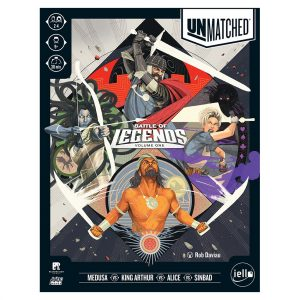Unmatched: Battle of Legends Volume One