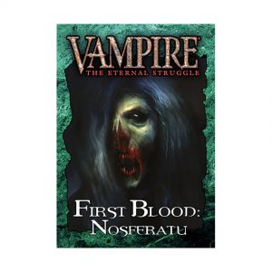 Vampire: The Eternal Struggle (VTES) - First Blood Nosferatu Deck