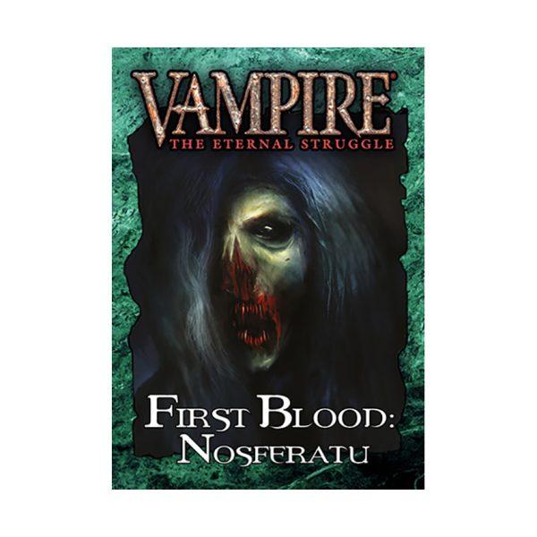 Vampire: The Eternal Struggle (VTES) - First Blood Nosferatu Deck