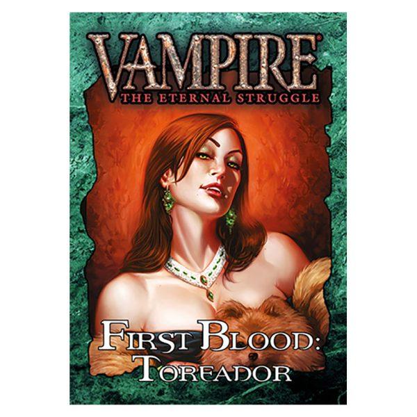 Vampire: The Eternal Struggle (VTES) - First Blood Toreador Deck