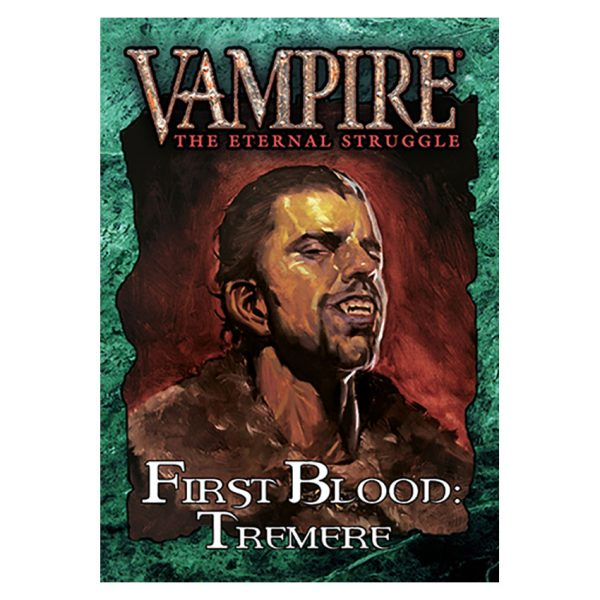 Vampire: The Eternal Struggle (VTES) - First Blood Tremere Deck