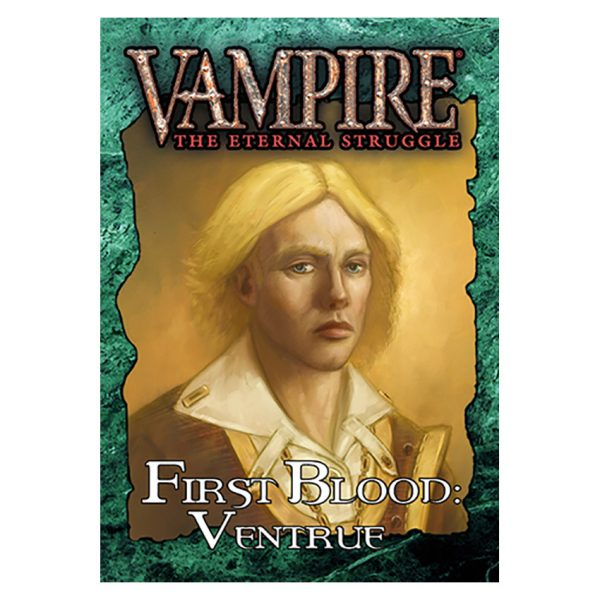 Vampire: The Eternal Struggle (VTES) - First Blood Ventrue Deck