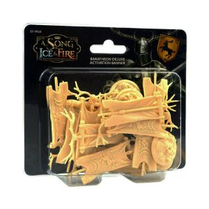 Baratheon Deluxe Activation Banners Set: A Song of Ice & Fire Miniatures Game