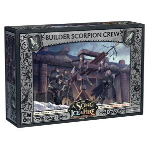 Builder Scorpion Crew Expansion - A Song of Ice & Fire Tabletop Miniatures Game