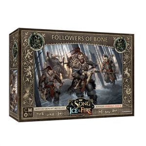 Followers of Bone Expansion - A Song of Ice & Fire Tabletop Miniatures Game