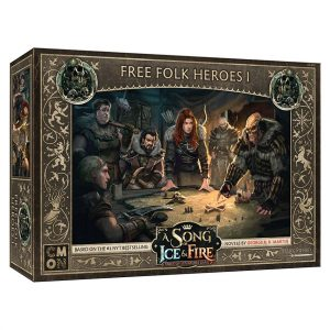 Free Folk Heroes #1 - A Song of Ice & Fire Tabletop Miniatures Game