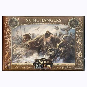 Free Folk Skinchangers - A Song of Ice & Fire Tabletop Miniatures Game