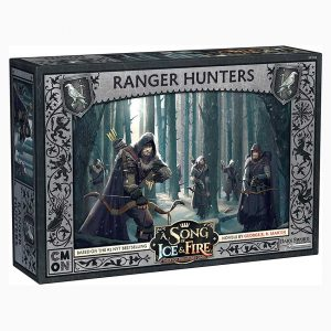 Ranger Hunters Unit Expansion - A Song of Ice & Fire Tabletop Miniatures Game