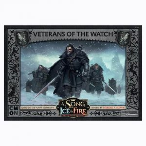 Veterans of the Watch Unit Expansion - A Song of Ice & Fire Tabletop Miniatures Game