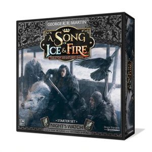 Night's Watch Starter Set - A Song of Ice & Fire Tabletop Miniatures Game