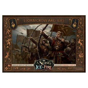 Stormcrow Archers Unit Expansion - A Song of Ice & Fire Tabletop Miniatures Game