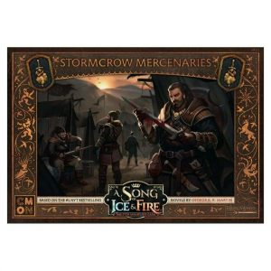 Stormcrow Mercenaries Unit Expansion - A Song of Ice & Fire Tabletop Miniatures Game