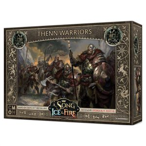 Thenn Warriors Unit Expansion - A Song of Ice & Fire Tabletop Miniatures Game
