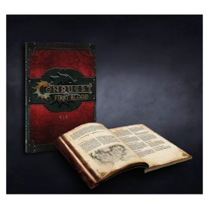 Conquest: First Blood Softcover Rulebook V.1.5