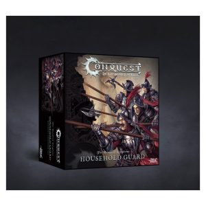 Conquest: Hundred Kingdoms Household Guard (Dual Kit)