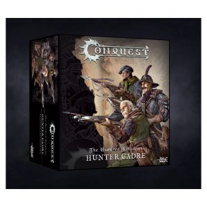 Conquest: Hundred Kingdoms Hunter Cadre (Dual Kit)