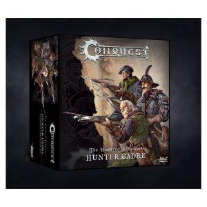 Conquest: Hundred Kingdoms Hunter Cadre (Dual Kit)