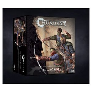 Conquest: Hundred Kingdoms Longbowmen (Dual Kit)