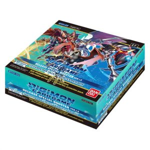 Digimon Card Game: Ver.1.5 BT01-03 Release Special Booster Box