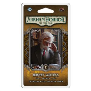 Harvey Walters Investigator Starter Deck - Arkham Horror: The Card Game