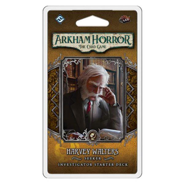 Harvey Walters Investigator Starter Deck - Arkham Horror: The Card Game