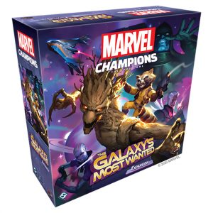 Marvel Champions - The Galaxy's Most Wanted Campaign Expansion