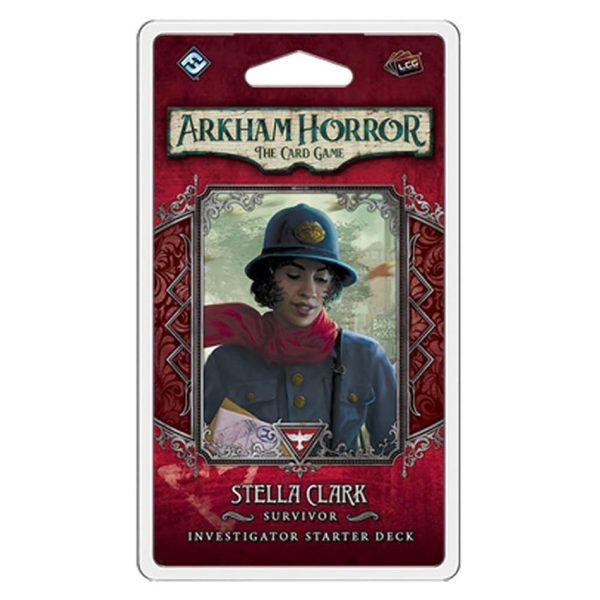 Stella Clark Investigator Starter Deck - Arkham Horror: The Card Game