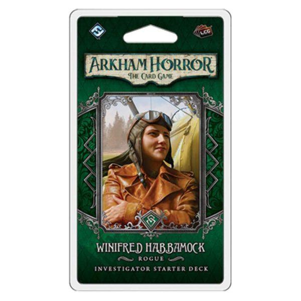 Winifred Habbamock Investigator Starter Deck - Arkham Horror: The Card Game