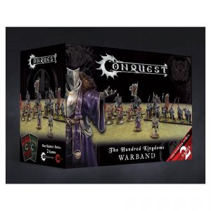 Conquest: The Hundred Kingdoms Warband Set