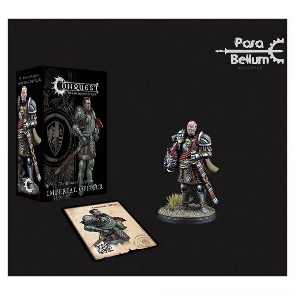 Conquest: Hundred Kingdoms Imperial Officer